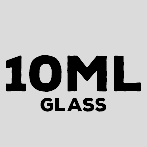 10ml glass